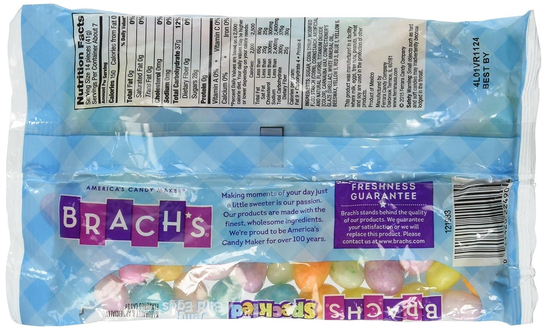 Amazon.com : Brach\'s Speckled Jelly Bird Eggs Jelly Beans 10.25 ...