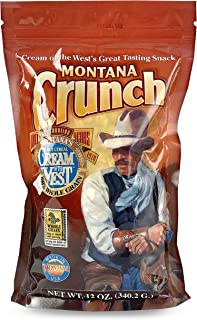 product image for Cream of the West, Snack Mix, Montana Crunch - 12 oz. Single Resealable Bag