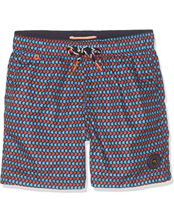 7e34232fb39 Scotch   Soda Shrunk Boy s All-Over Printed Swimshorts Swim Shorts