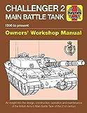 Challenger 2 Tank Manual (Haynes Manuals)