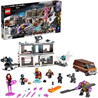 LEGO 76192 Marvel Avengers: Endgame Final Battle Building Set with Thanos Figure and 6 Minifigures, Toy for Kids 8…