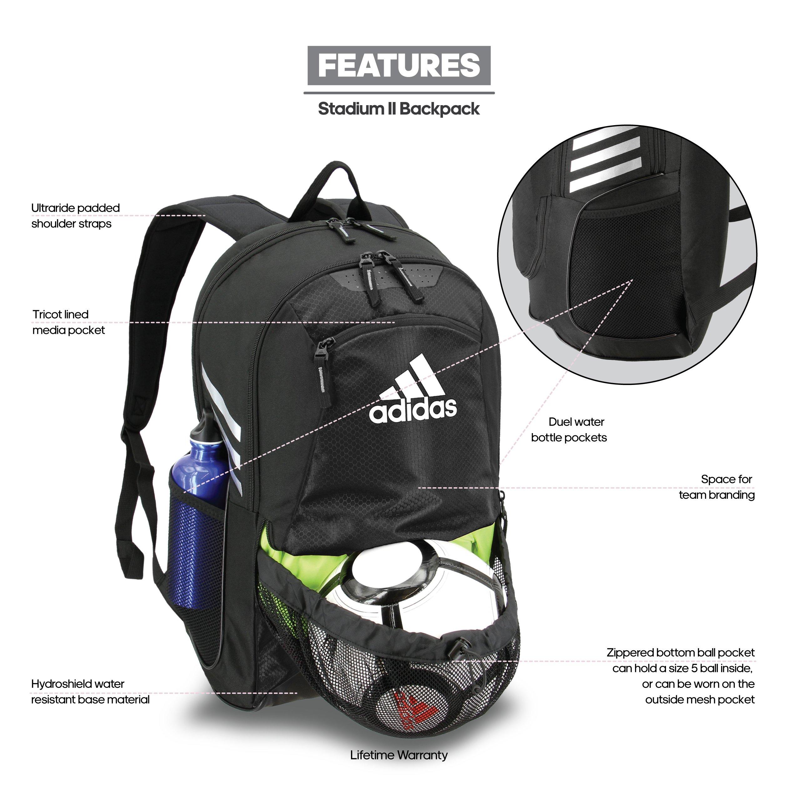 b5ab200ff7ef Amazon.com  adidas  Bags