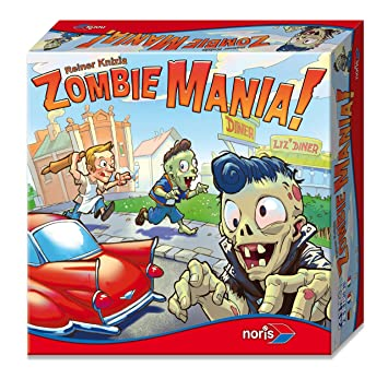 Noris Spiele 606101411 - Zombie Mania, Craps: Amazon.es: Juguetes ...