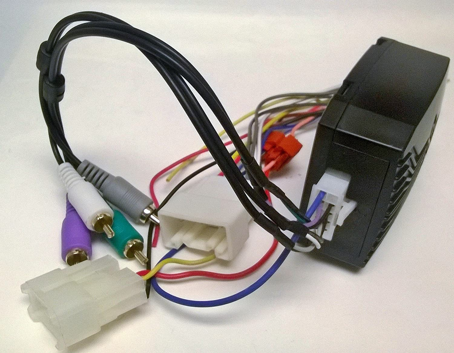 [SCHEMATICS_43NM]  Amazon.com: Stereo Wire Harness for Installing a New Radio into a Lexus 01  2001 IS300: Car Electronics | Lexus Wiring |  | Amazon.com