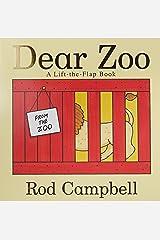 Dear Zoo: A Lift-the-Flap Book (Dear Zoo & Friends) Board book