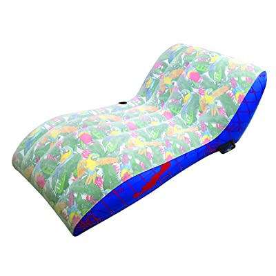 Heritage Margaritaville Single Lounger: Sports & Outdoors
