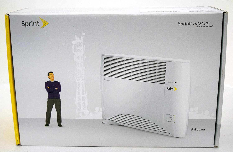 airave airvana version 2 sprint access point cellphone signal rh amazon ca Airvana Sprint Logo Sprint Cell Phone Booster Review