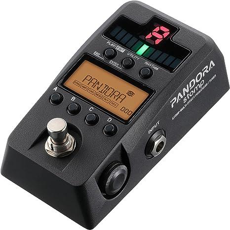 KORG PX-ST - Afinador de pedal para guitarra y bajo, color negro ...