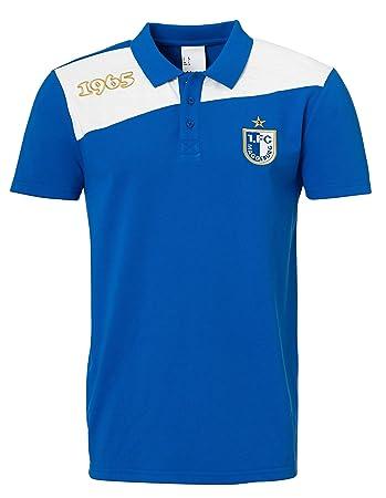 b313b1e49508 uhlsport 1. FC Magdeburg Polo-Shirt Freizeit 2018 2019  Amazon.de ...