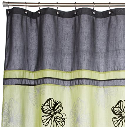 Popular Bath Tonya Shower Curtain Sage