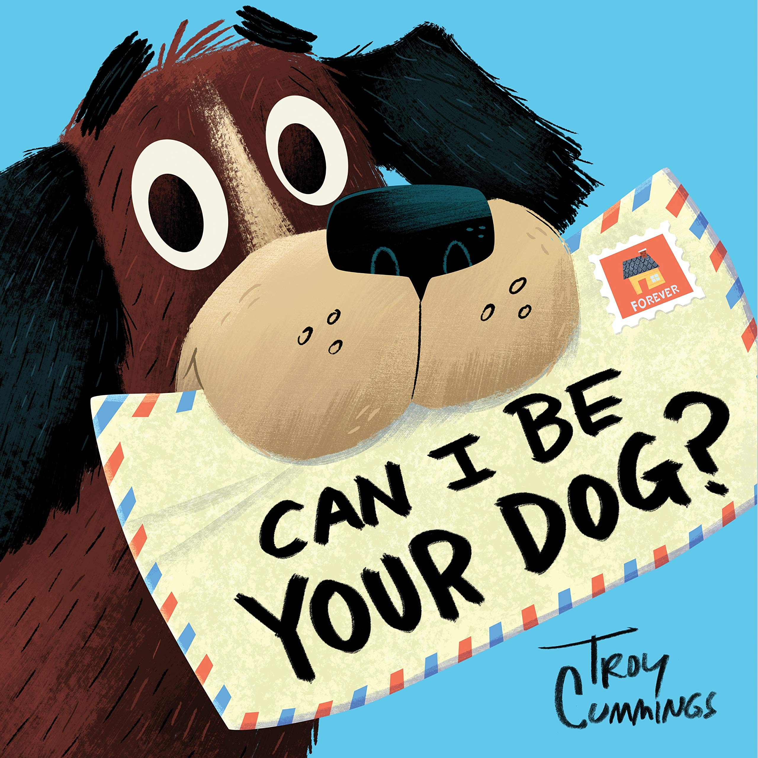 Can I Be Your Dog?: Cummings, Troy: 9780399554520: Amazon.com: Books
