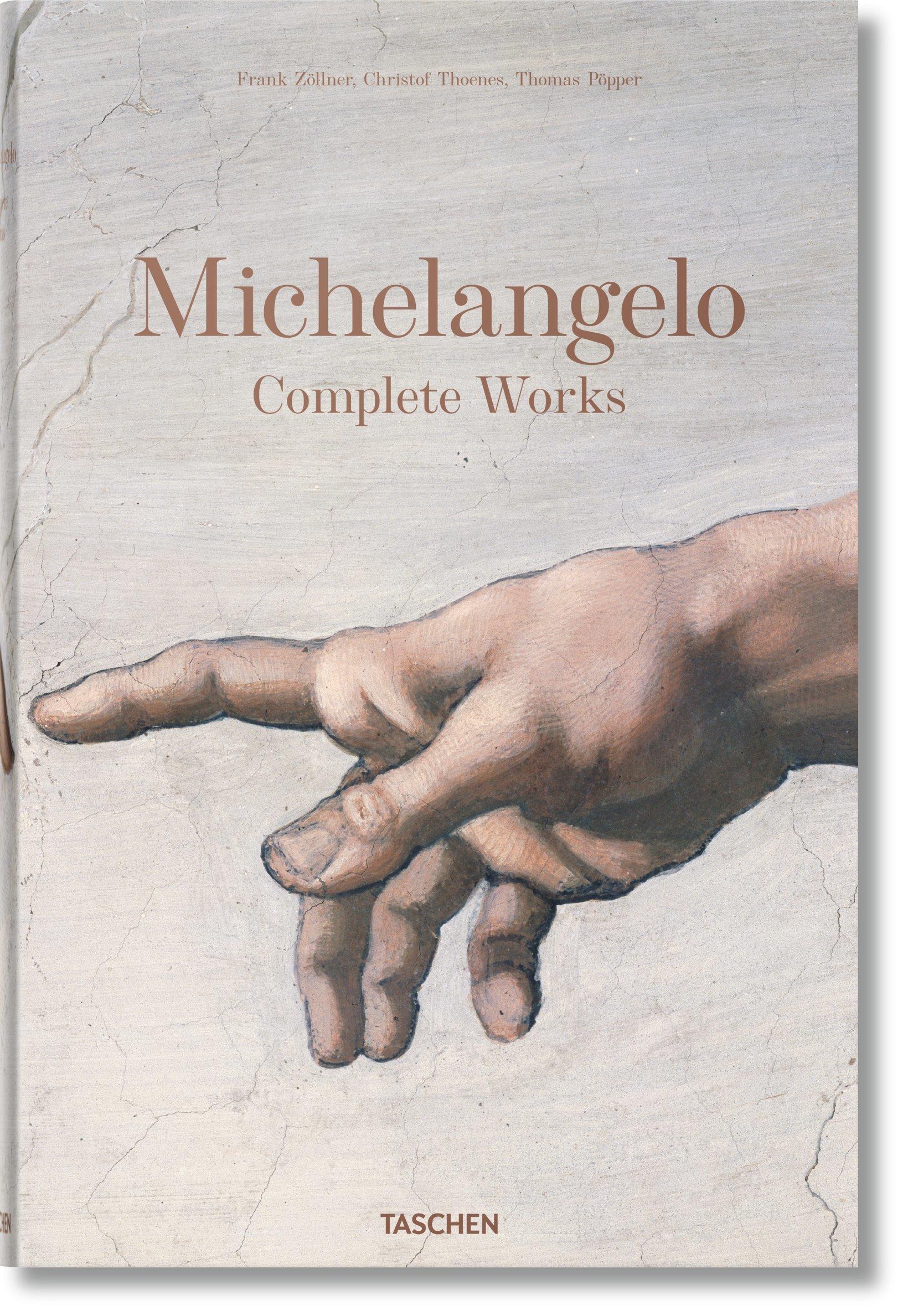 life of michelangelo 2 volumes complete