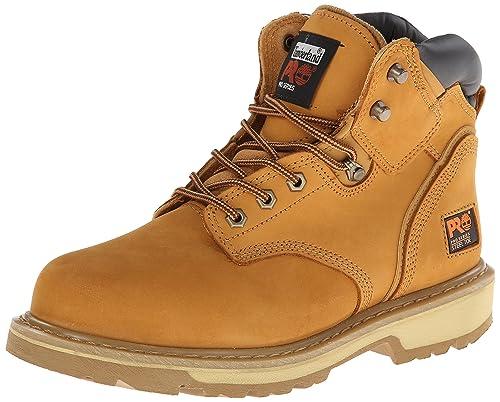 nuovo stile 78c48 659b8 Timberland PRO Men's Pit Boss Steel Toe Boot