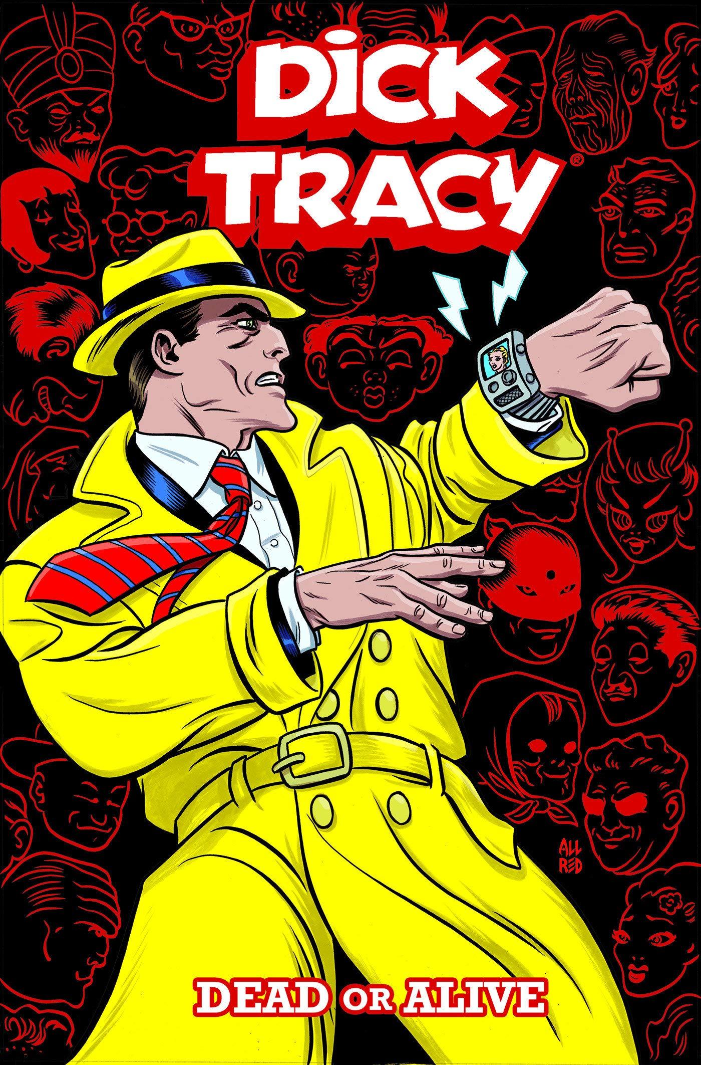 Dick tracy freezer murder
