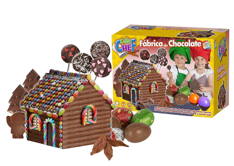 Cefa Chef - Monedas de Chocolate y Galletas, Juego de comiditas en Miniatura (Cefatoys 21790): Amazon.es: Juguetes y juegos