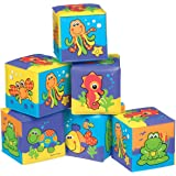 Playgro 0181170 Soft Blocks for Baby