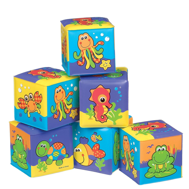 Playgro My First Soft Blocks 0181170