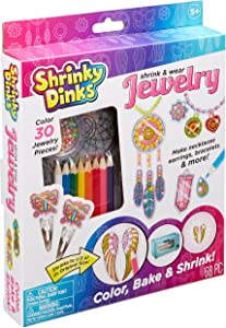Shrinky Dinks Jewelry Kit Kids Art and Craft Activity