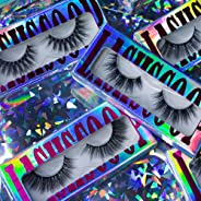 LASHSCOOP Full Glam Subscription Box: 5 Pairs of Lashes Monthly