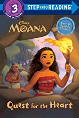 Quest for the Heart (Disney Moana) (Step into Reading) Paperback