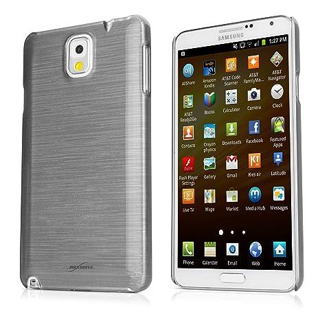 BoxWave - Carcasa de Cristal para Samsung Galaxy Note 3 ...