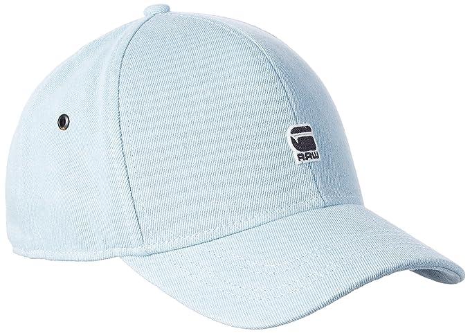 b1d08100a G-STAR RAW Men's Originals Cart Baseball C Cap, Blue (Lt Aged 424 ...