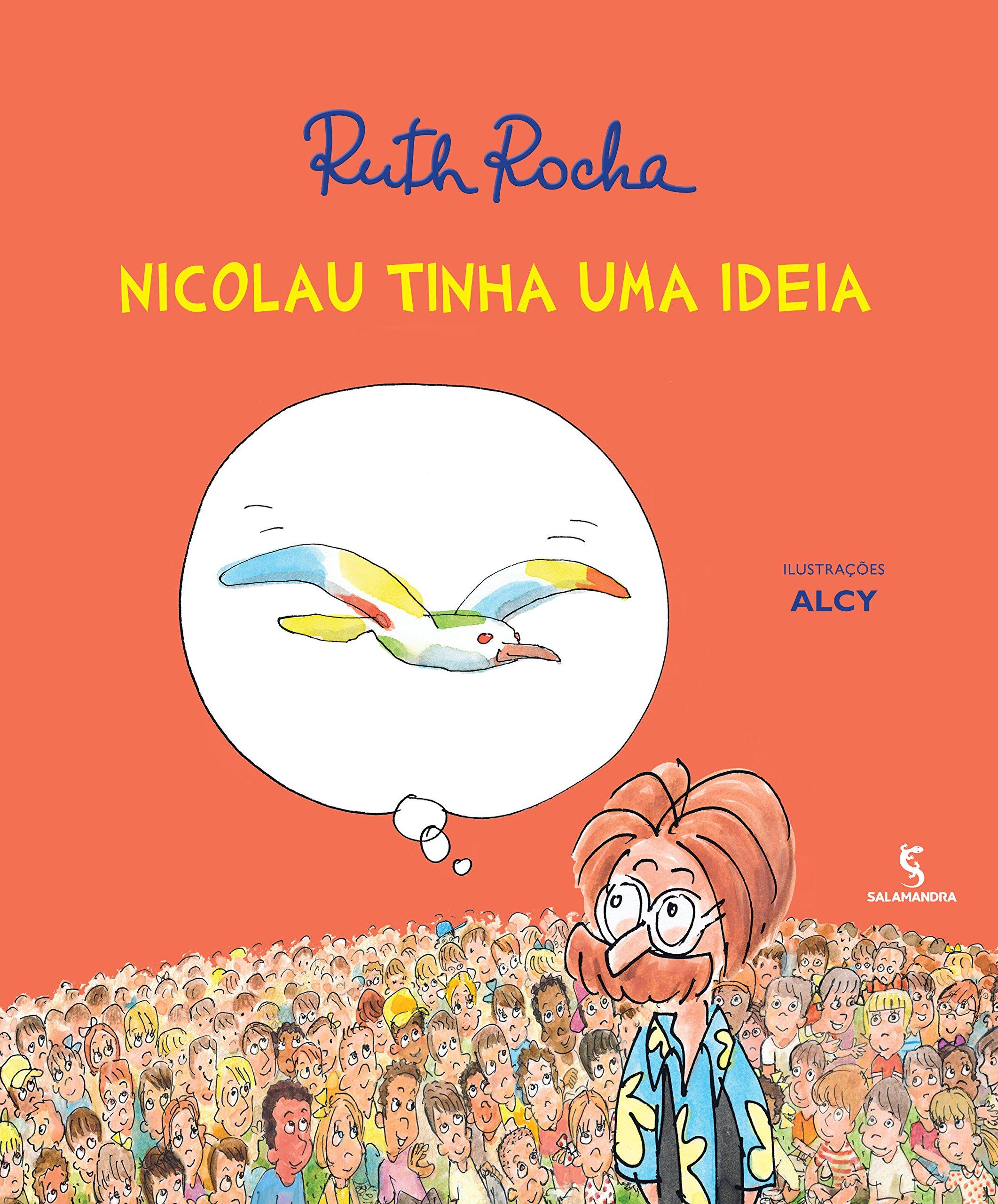 Nicolau Tinha Uma Ideia - Livros na Amazon Brasil- 9788516090852