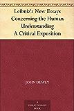New essays on human understanding