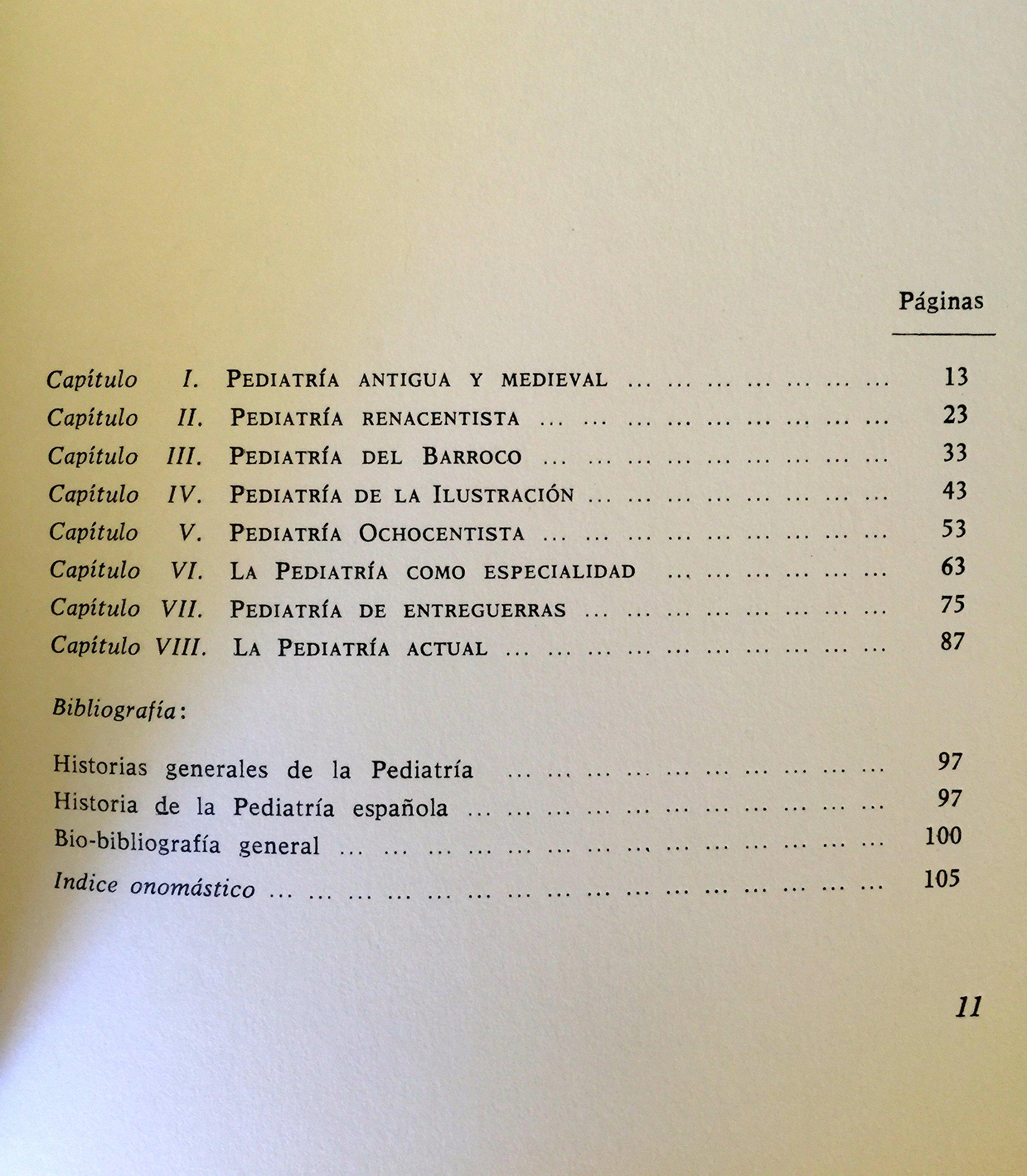 Historia de la pediatría española: Luis S. Granjel: 9788430030064 ...