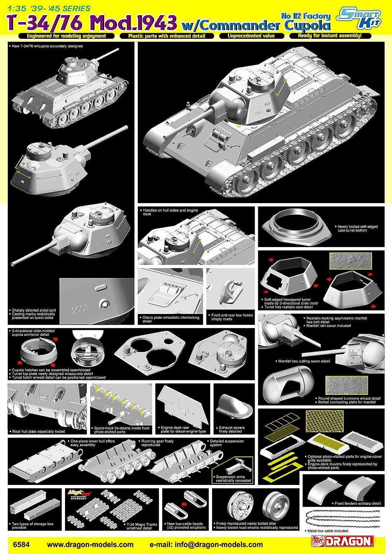 ◆Hobby Boss 1//16 82602 Soviet T-34//85 model kit