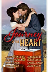 Journey of the Heart: An Anthology of Western Romance Stories Kindle Edition