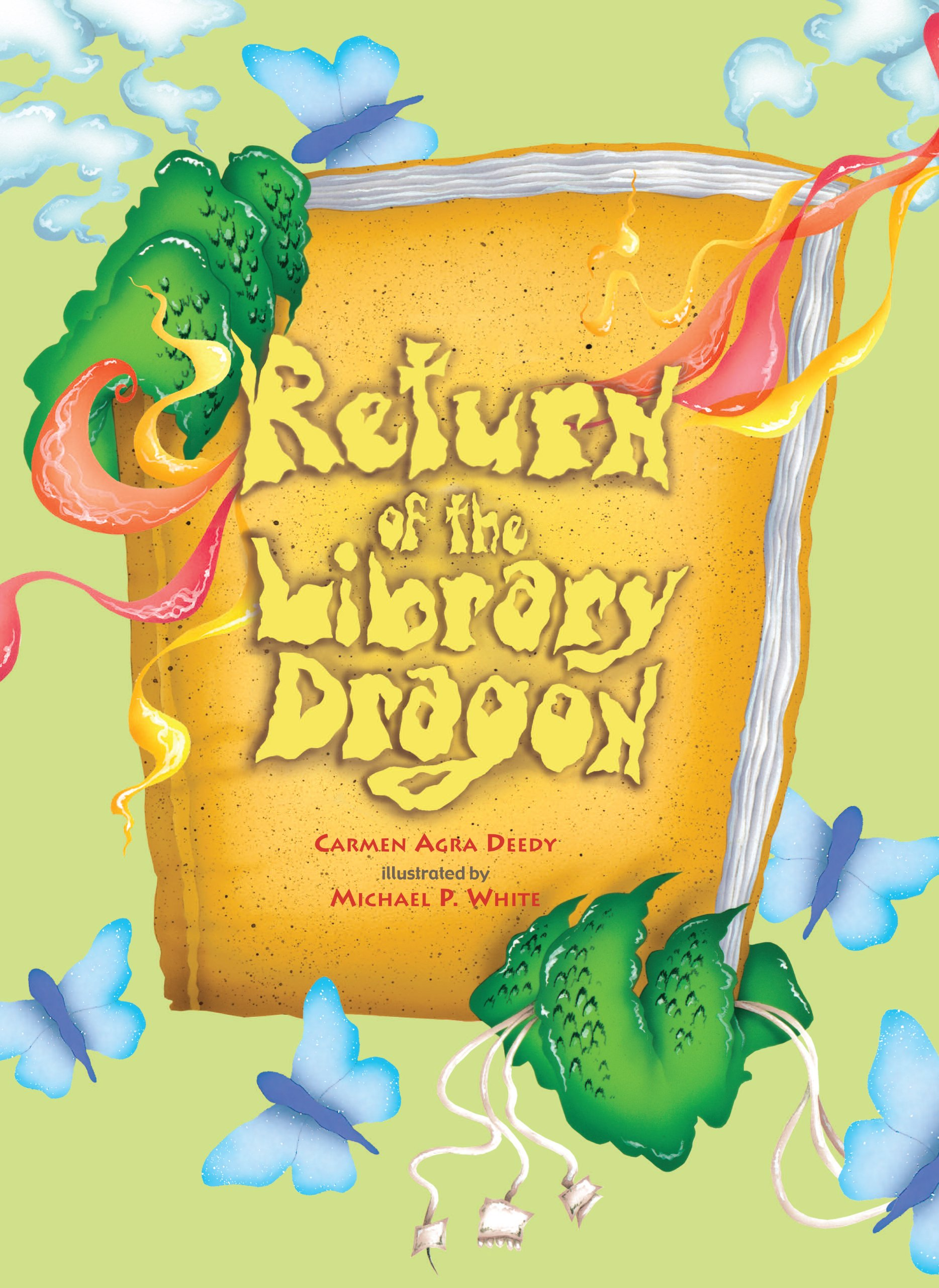 Return of the Library Dragon
