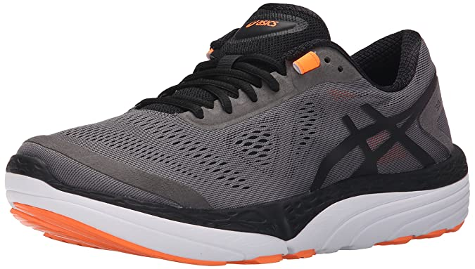 ASICS - Chaussure de course à pied à 33 course M/ 2 pour homme - Carbon/ Black/ Hot Orange - M US 42e9282 - ringtonewebsite.info