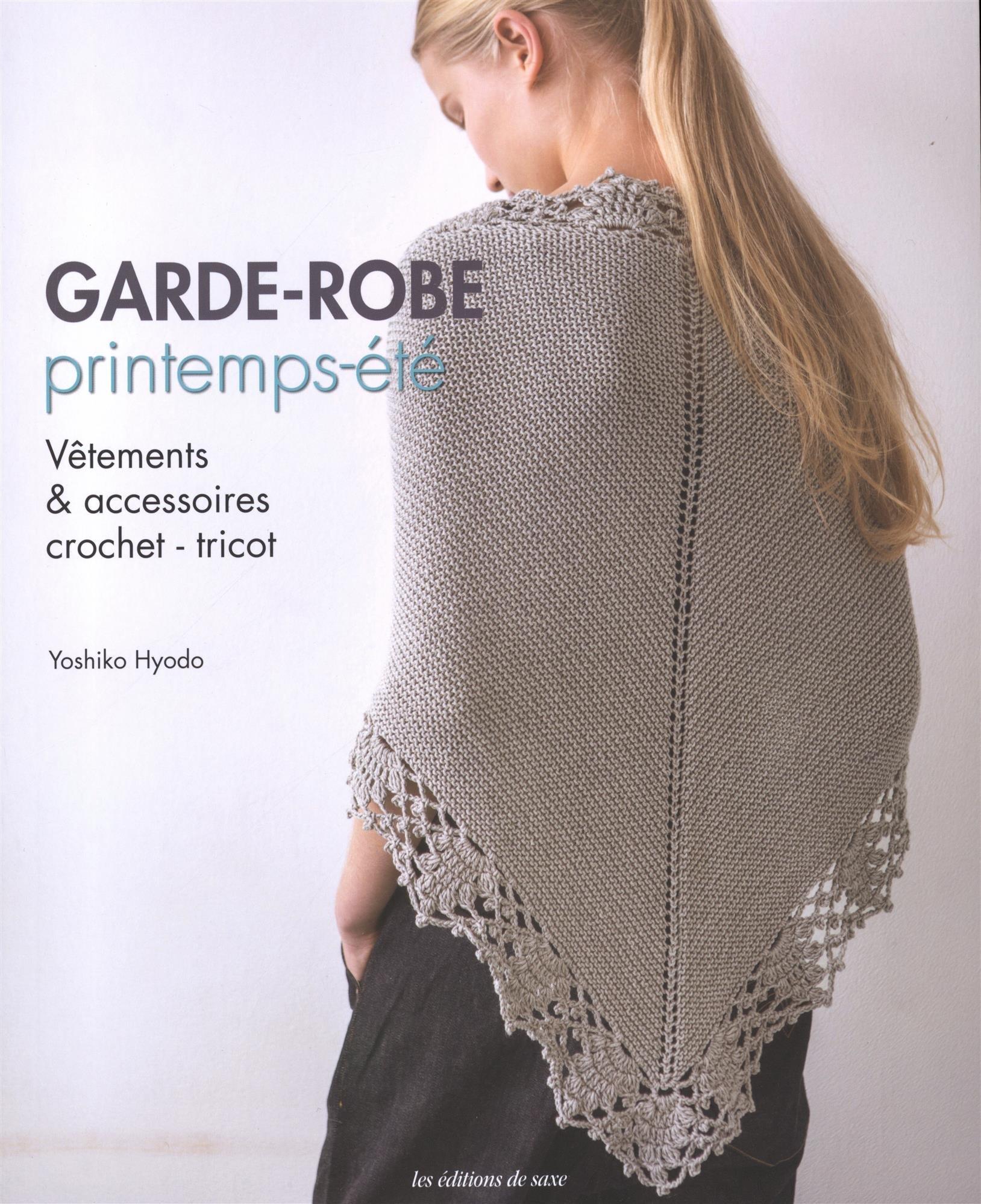 Garde Robe Printemps Ete Vetements Et Accessoires Crochet Tricot Ɯ¬ ɀšè²© Amazon