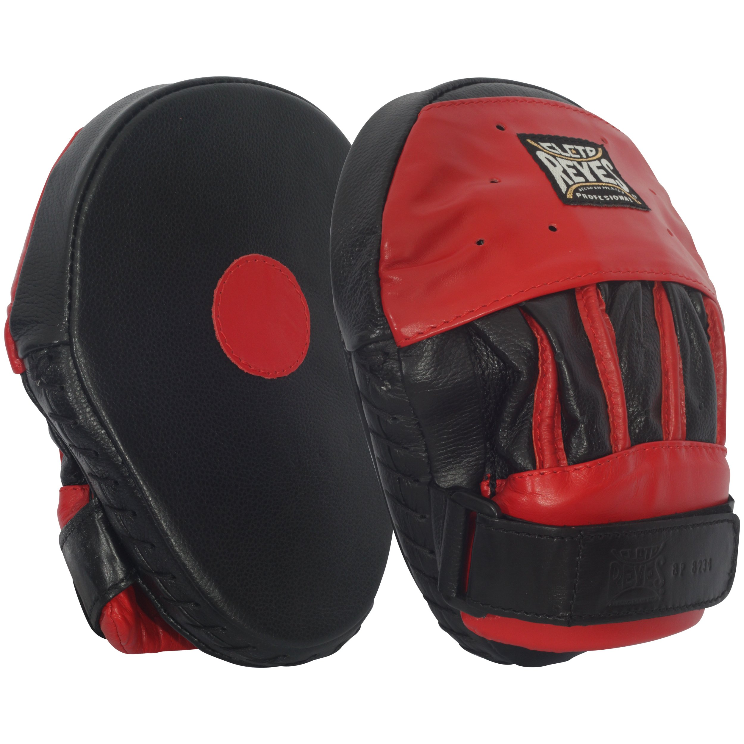 Ringside Cleto Reyes Curved Punch Mitts, One size by Ringside