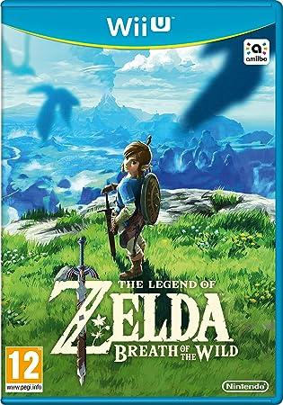 The Legend Of Zelda: Breath Of The Wild: Amazon.es: Videojuegos