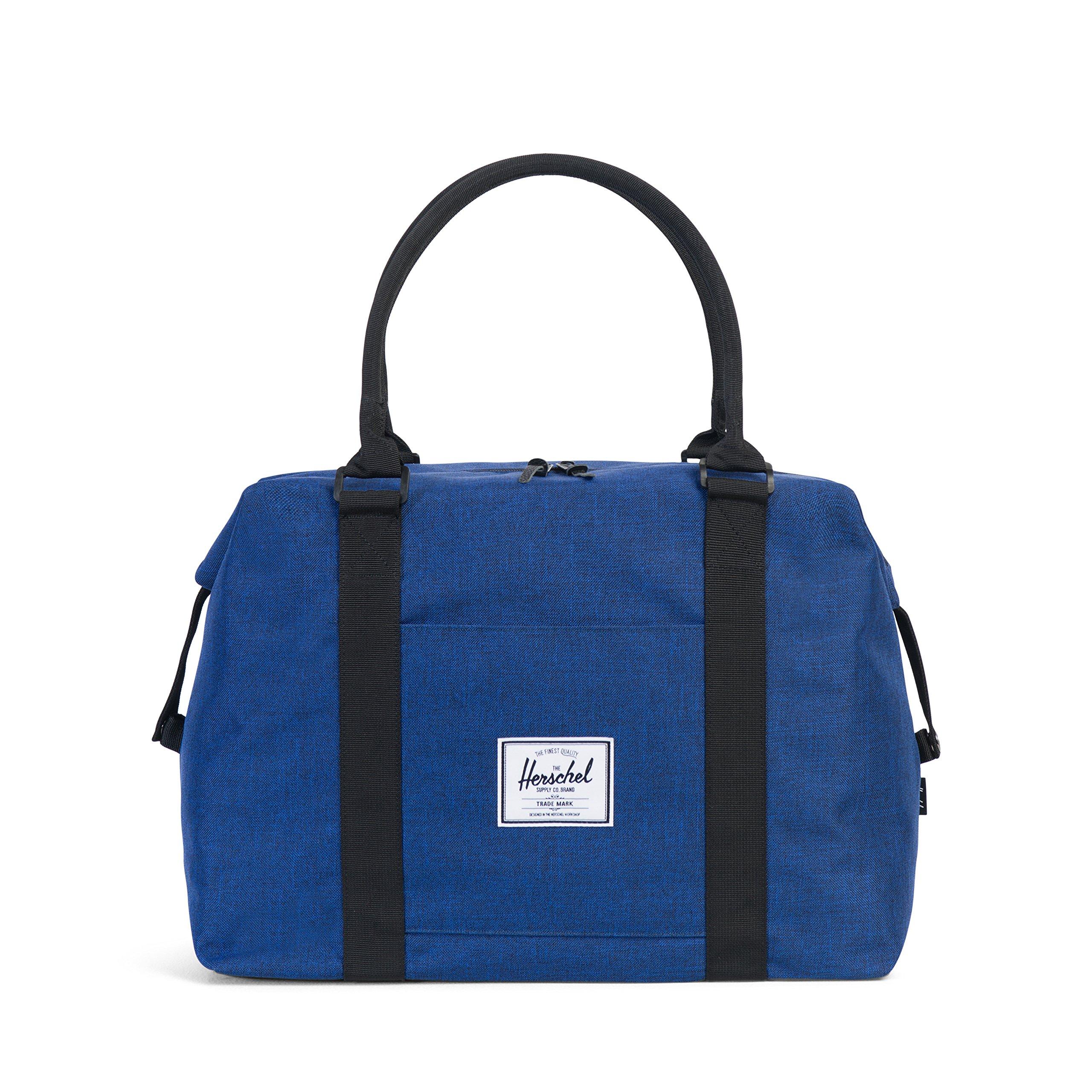 Herschel Strand Duffle Bag, Eclipse Crosshatch