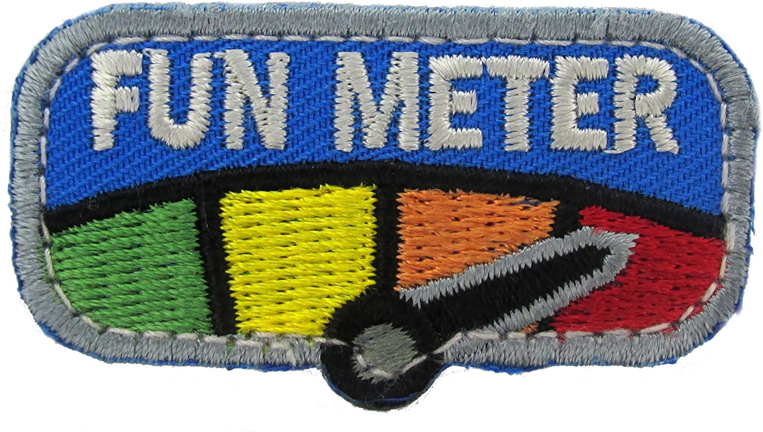 """Tactical Morale Patch Hook Suck Meter Morale Funny 1x2.25/"""""""