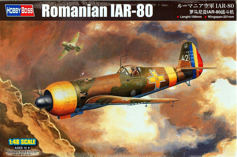 48/ color//modelo surtido Hobbyboss 81757/1 /rumano iar-80