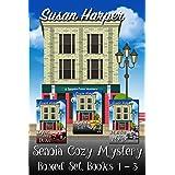 Senoia Cozy Mystery Boxed Set: Books 1 - 3
