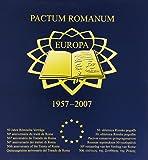 """Münzalbum 2-EUR (Euro) Special-Collection für """"Römische Verträge"""": für 17 2-EUR-Gedenkmünzen"""