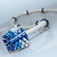 NO Spray - Sweep Hose Tail Scrubber Brush