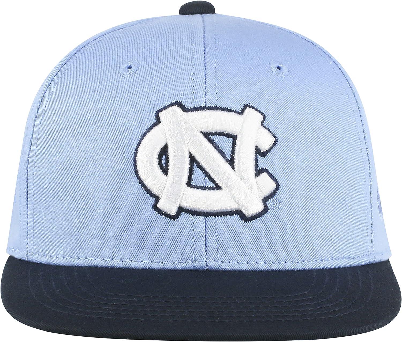 Top of the World Maverick Youth Flat Bill Snapback Adjustable NCAA Childrens Hat