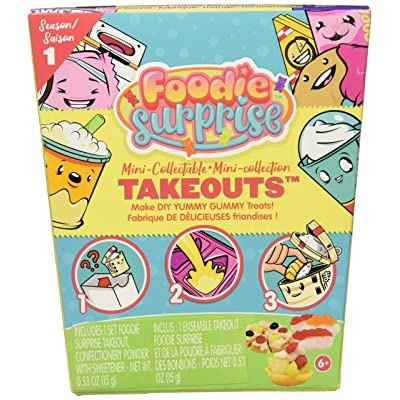 Redwood Ventures Foodie Surprise Takeouts: Toys & Games