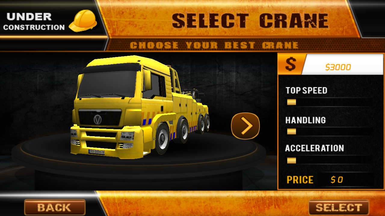 amazoncom crane parking simulator 3d appstore for android