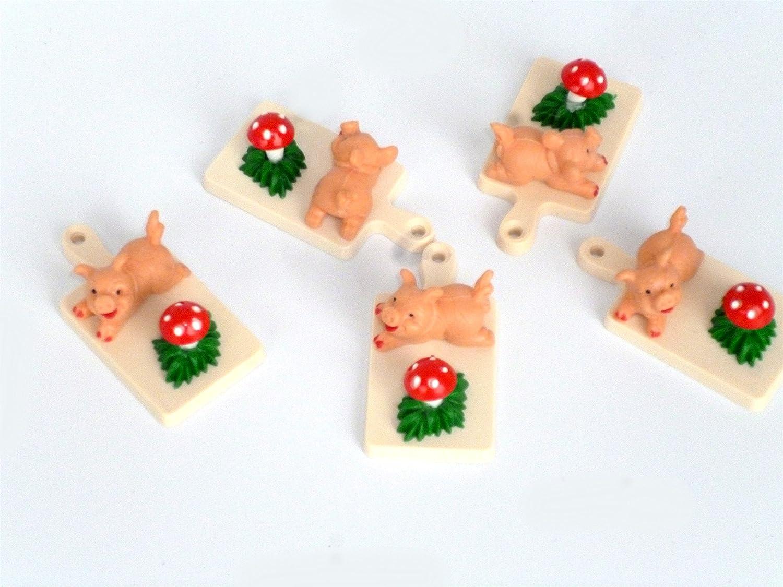 Glücksschwein Schweinchen Glück Neujahr Silvester Schwein Prüfung Sylvester Top