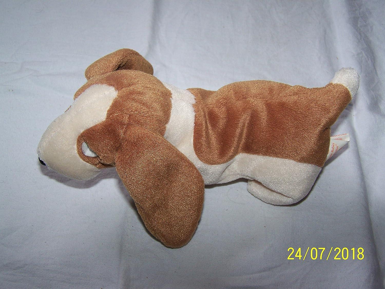 Tracker The Basset Hound Dog 8421041985 Beanie Babies Ty