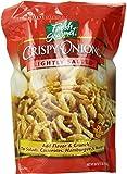 Fresh Gourmet Crispy Onions, Lightly Salted, 24 Ounce