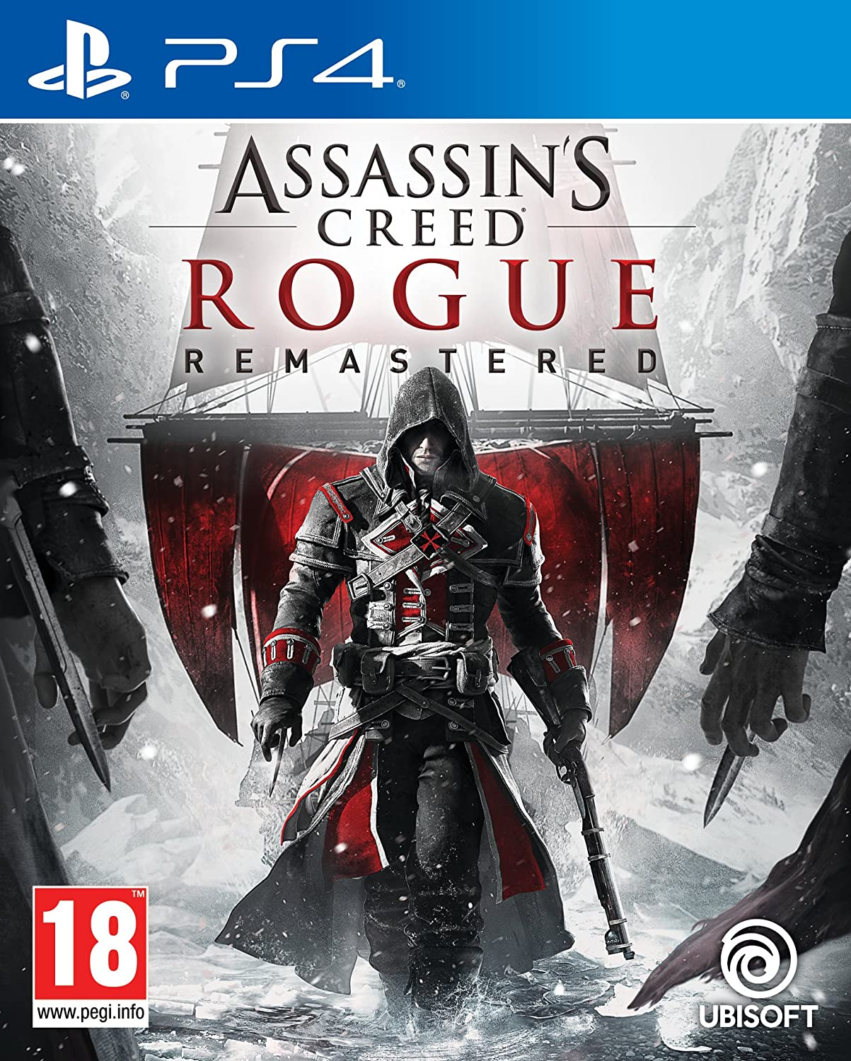 Assassin S Creed Rogue Remastered Ps4 Amazon Co Uk Pc Video