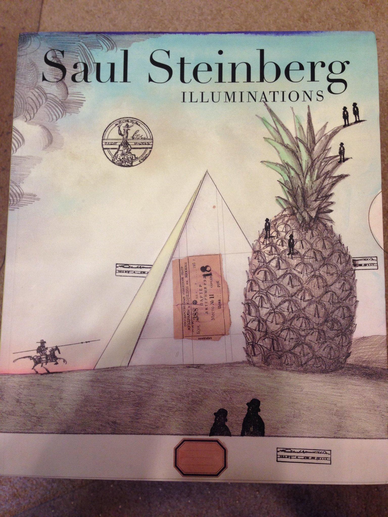 Saul Steinberg: Illuminations pdf epub